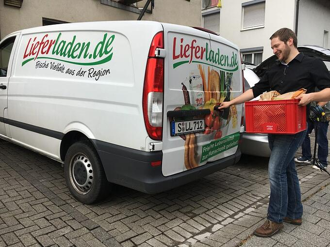 How Lieferladen.de scaled its online grocery e-commerce operations