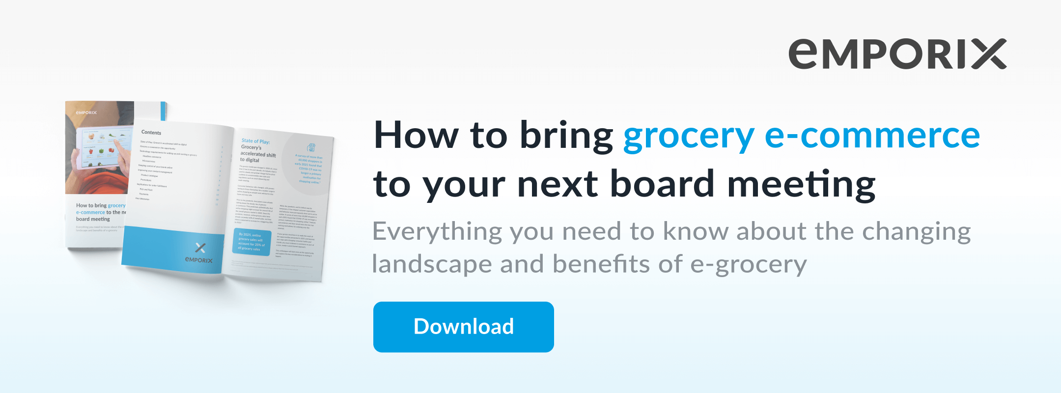 grocery ecommerce whitepaper